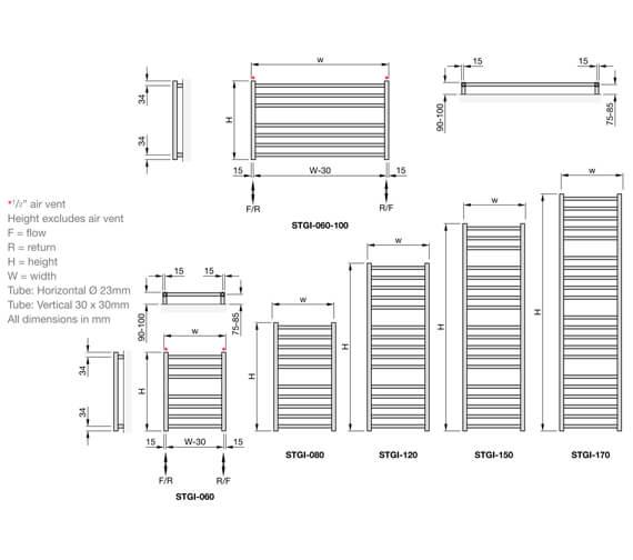 Technical drawing QS-V102681 / STGI-060-045