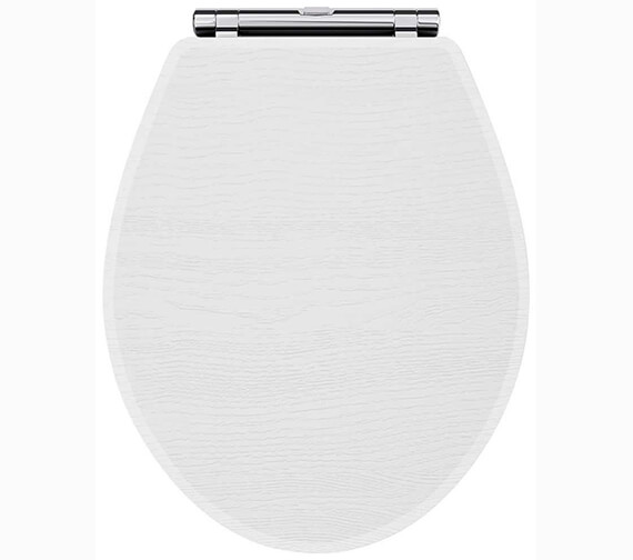 Nuie Premier York Top Fix Soft Close Toilet Seat