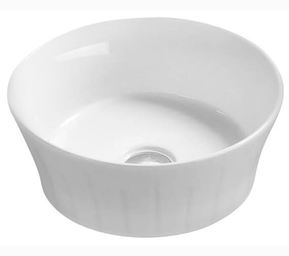 Nuie Vessel 360mm Round Counter Top Basin