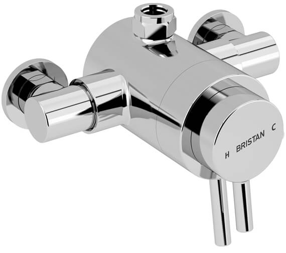 Alternate image of Bristan Prism Thermostatic Exposed Shower Valve