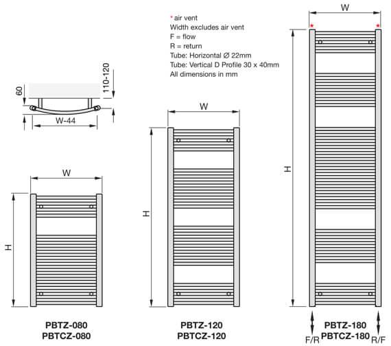 Technical drawing QS-V102685 / PBTZ-080-050