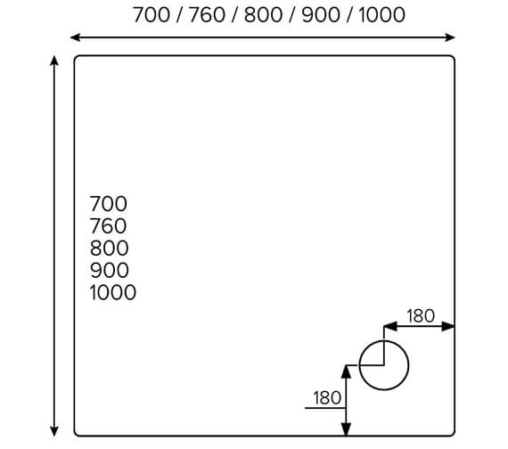 Technical drawing QS-V77462 / A70140