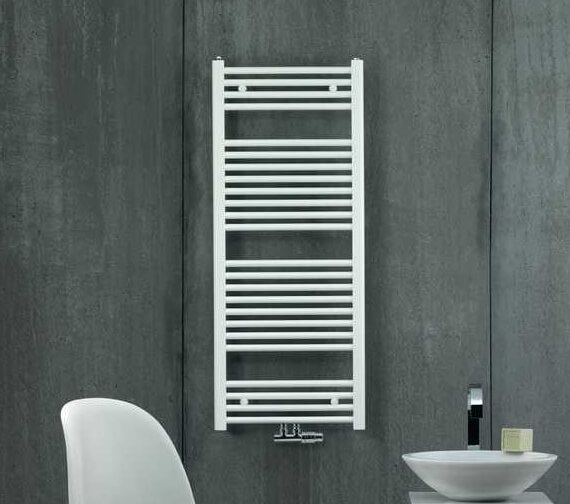 Zehnder Aura Straight Towel Rail