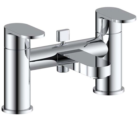 Pura Duro Bath Shower Mixer Tap With Handset