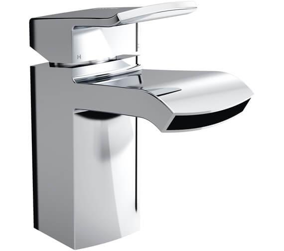 Bristan Descent Single Hole Deck Mounted Bath Filler Tap