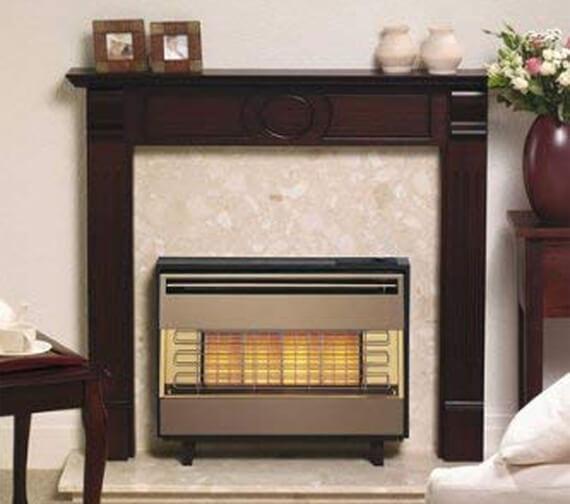 Alternate image of Robinson Willey Firegem Visa Safeguard Gas Fire