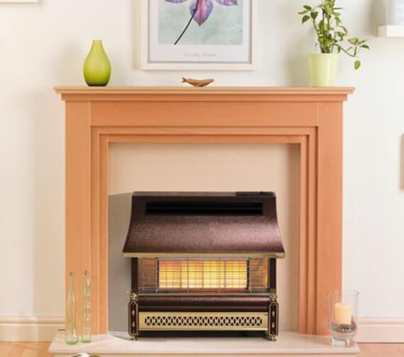 Robinson Willey Sahara Radiant Gas Fire