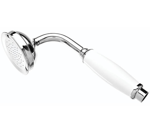 Heritage Shower Handset Chrome
