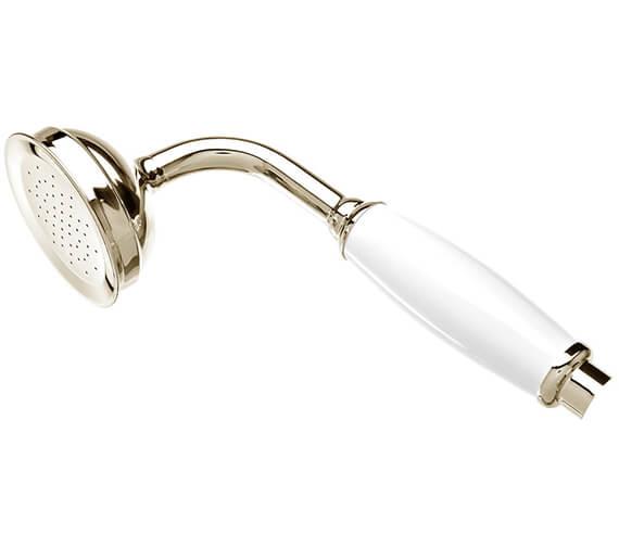 Alternate image of Heritage Shower Handset Chrome