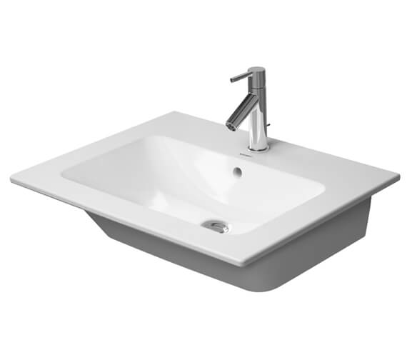 Duravit ME By Starck Furniture Washbasin With Overflow