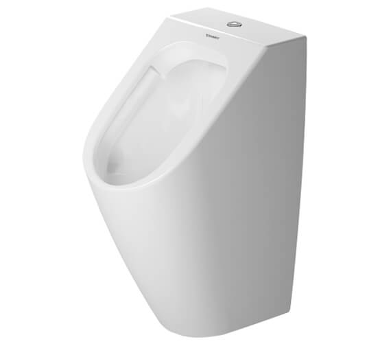 Duravit ME By Starck 300 x 350mm Rimless Urinal