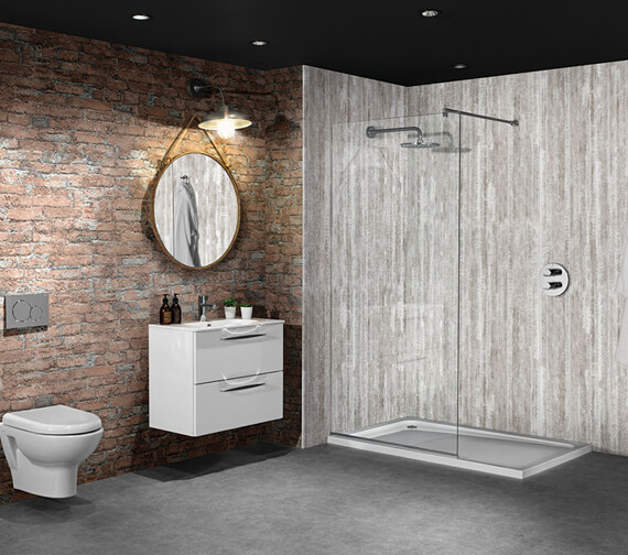Nuance 2420mm x 580mm New England Timber Feature Wall Panel