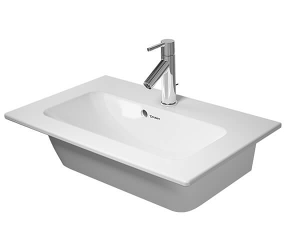 Duravit ME By Starck Compact Furniture Washbasin