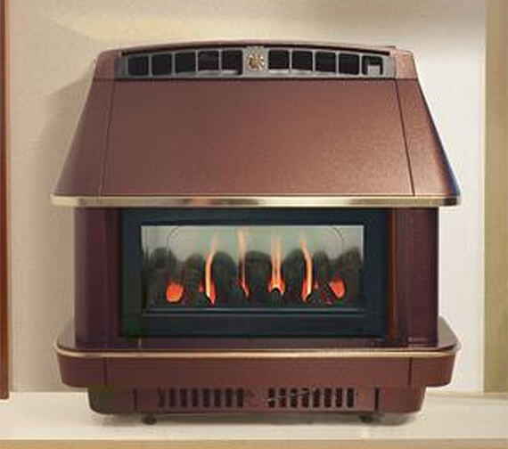 Alternate image of Robinson Willey Firecharm LF Electronic Gas Fire