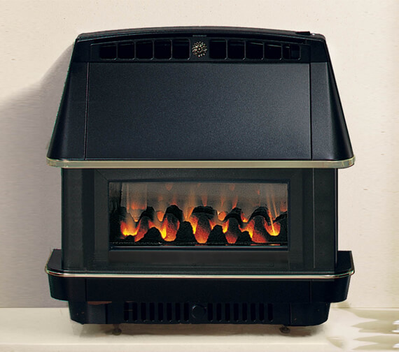 Robinson Willey Firecharm LF Electronic Gas Fire