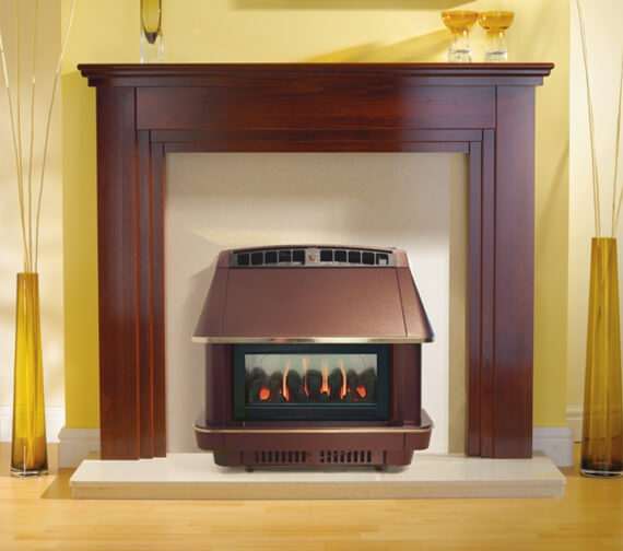 Additional image of Robinson Willey Firecharm LF Electronic Gas Fire
