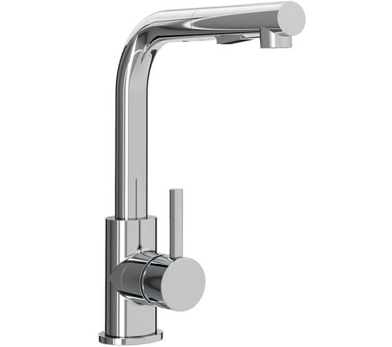 Bristan Macadamia Kitchen Sink Mixer Tap With Pull Out Handset