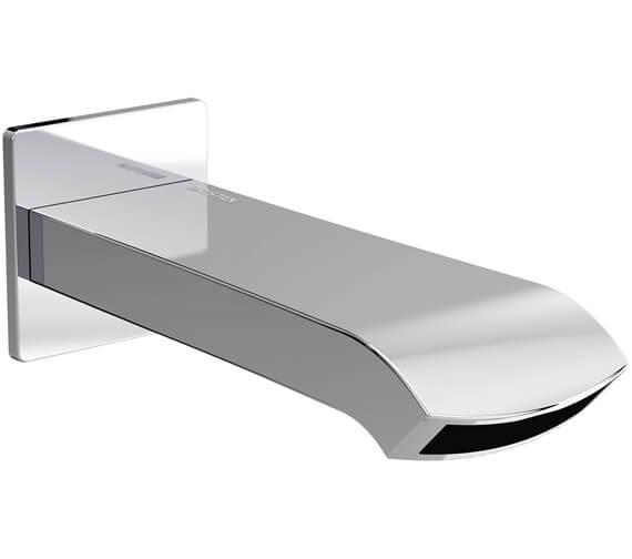 Bristan Descent Wall mounted Bath Spout