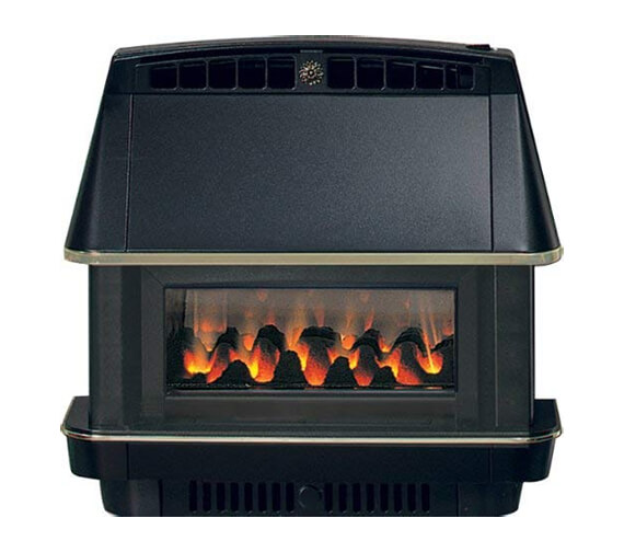Robinson Willey Firecharm RS Balanced Flue Electronic Gas Fire