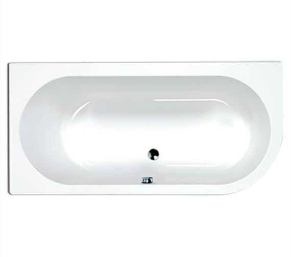 Carron Status 5mm Acrylic Bath 1600 x 725mm - Q4-02211
