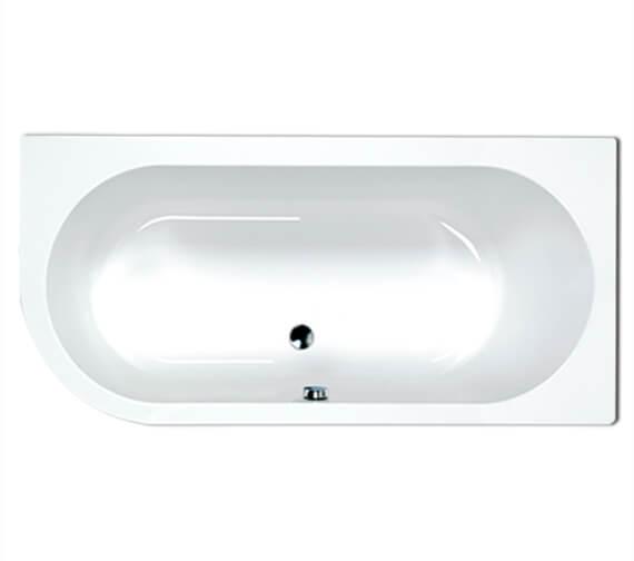 Additional image of Carron Status 5mm Acrylic Bath 1600 x 725mm - Q4-02211