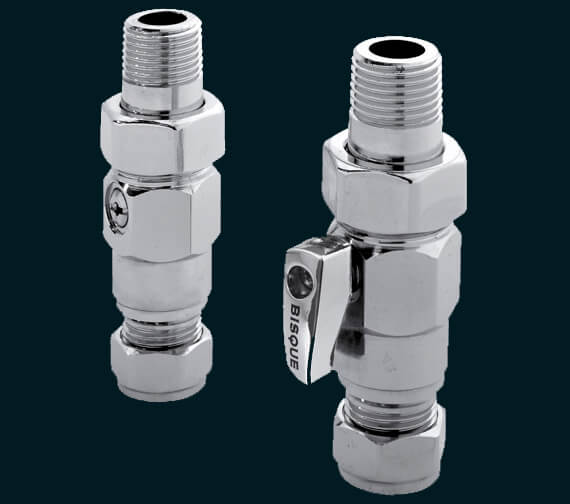 Bisque Compatible Valves