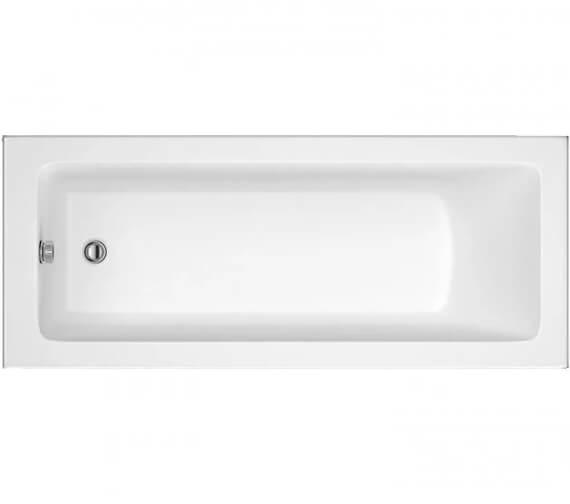 RAK Karla Single Ended Acrylic Bath 1700 x 700mm