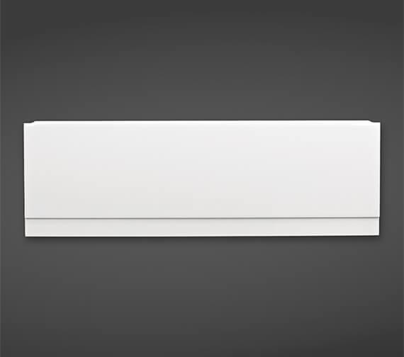 RAK Gloss White Front Bath Panel