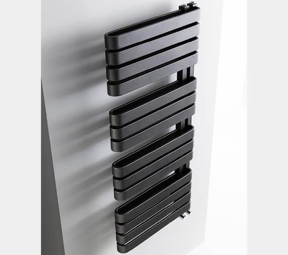 Alternate image of Crosswater Svelte Contemporary Towel Warmer - 500mm Wide