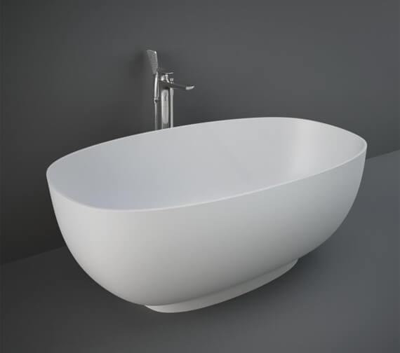 RAK Cloud 1400 x 753mm Freestanding Double Ended Oval Bath
