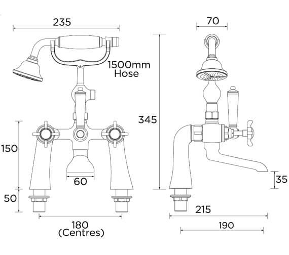 Technical drawing QS-V54041 / N BSM C CD