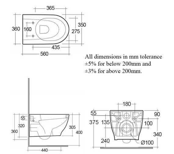 Technical drawing QS-V99499 / HARWHPAN/SC