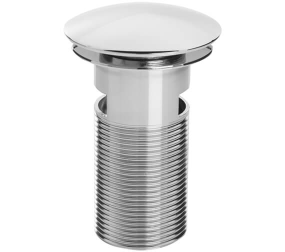 Bristan Round Slotted Clicker Basin Waste