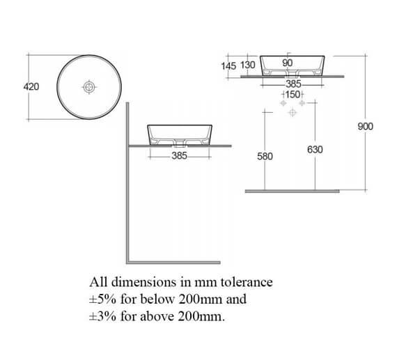 Technical drawing QS-V103001 / HARROUBAS