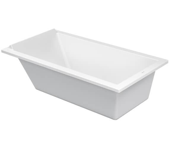 Duravit Starck 1700 x 900mm Rectangular Bath - 700337000000000