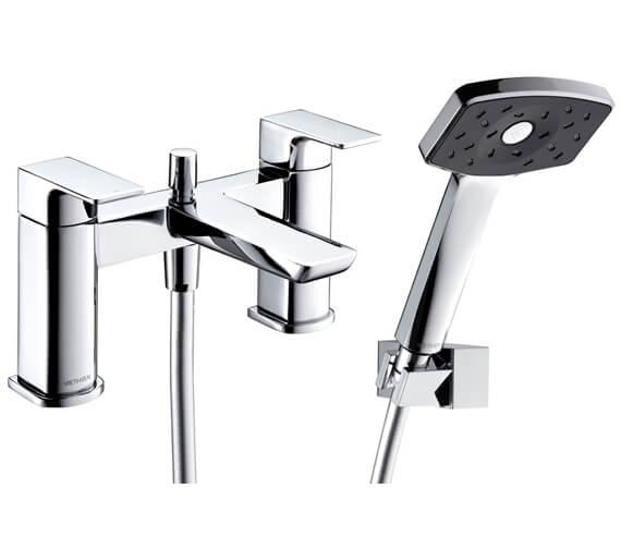 Methven Wai Bath Shower Mixer Tap With Kit