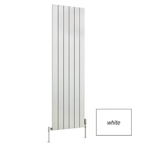 Reina Casina 1800mm High Single Panel Aluminium Vertical Radiator
