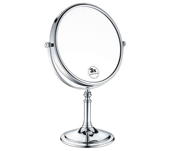 Bristan 8 Inch Free Standing Mirror