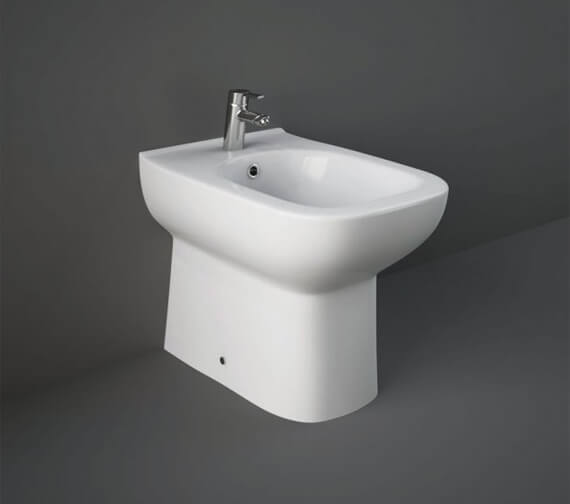 RAK Origin Back to Wall Bidet 500mm Projection