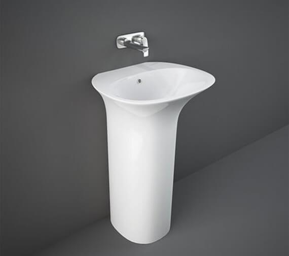 RAK Ceramics Sensation 550mm Wide Free Standing Wash Basin