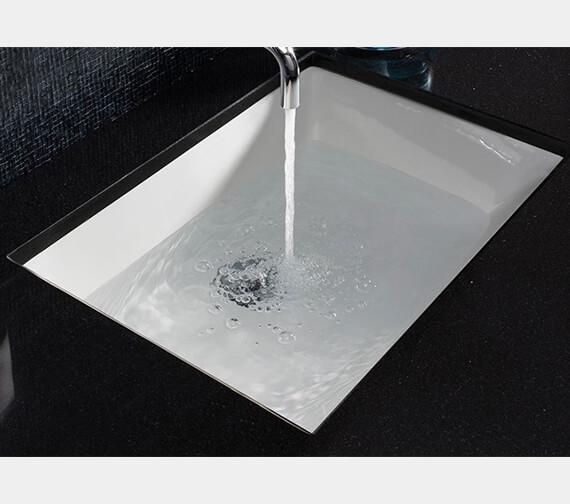 Crosswater Bauhaus Torino Undermount Rectangular Basin - 510mm Wide