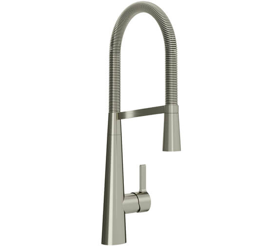 Bristan Saffron Professional Kitchen Sink Mixer Tap With Pull Out Spray