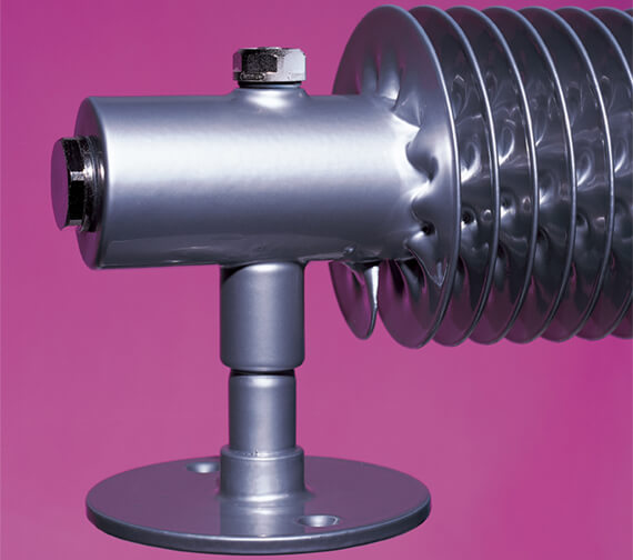 Additional image of Bisque Flow Form Radiator