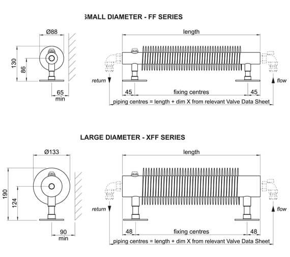 Technical drawing QS-V102758 / FF-100-9010