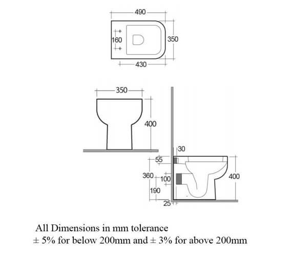 Technical drawing QS-V36219 / S600BTWPAN/014