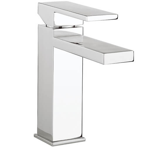 Additional image of Crosswater Zion Monobloc Basin Mixer Tap Without Pop-Up Waste
