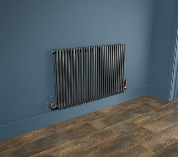 Additional image of Bisque Trubi Wall Mounted Single-Double Column Radiator