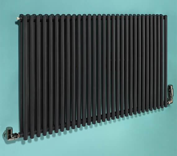 Alternate image of Bisque Trubi Wall Mounted Single-Double Column Radiator