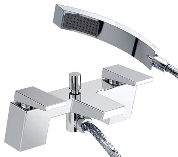 Bristan Sail Bath Shower Mixer Tap Chrome
