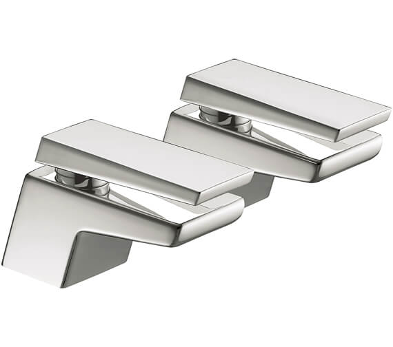 Bristan Sail Chrome Basin Taps